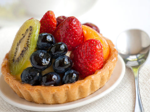 Fruit Tartlet For Local Delivery or Curbside Pickup ONLY