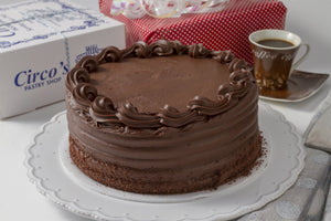Chocolate Fudge Cake For Local Delivery or Curbside Pickup ONLY