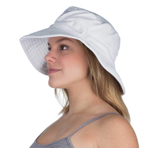 Ladies White Summer Hats