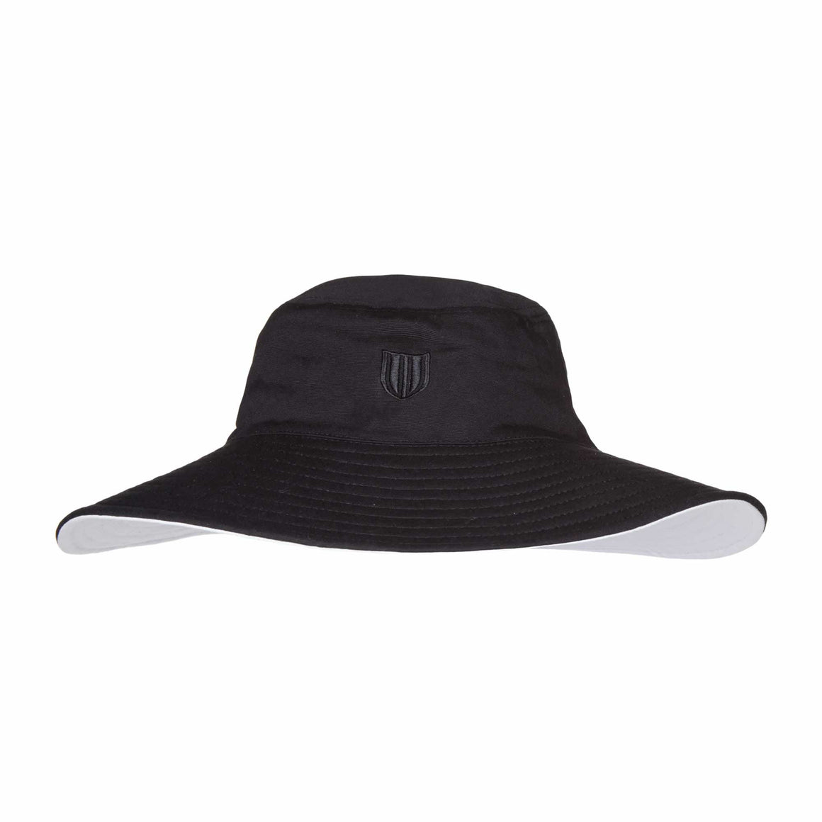 Womens Wide Brim Reversible Sun Hat - UV-Blocker