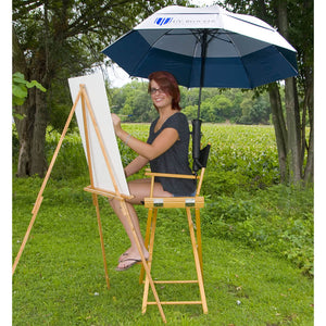 Outdoor Artist Chair Umbrella Holder