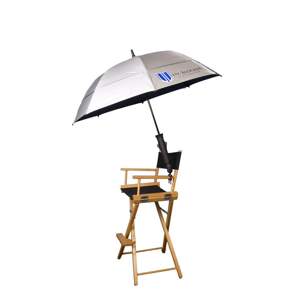 Outdoor Folding Chair Umbrella Holder