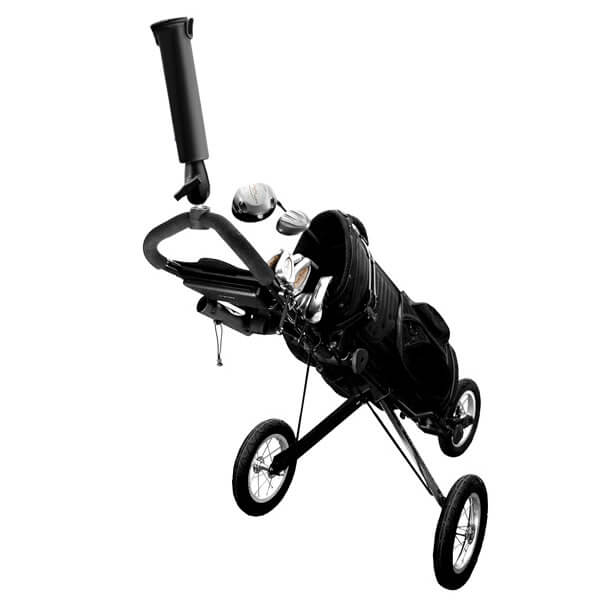 Heavy-Duty Golf Umbrella Holder With Swivel