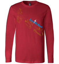 Cross My Heart Long Sleeve - MyChristy's