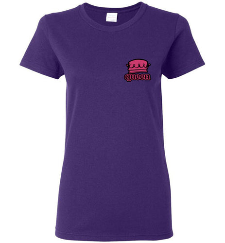 Gildan I Am My Beloved;s Queen Ladies Christian T Shirt - MyChristy's