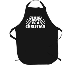 This Guy Is A Christian T Shirt - MyChristy's