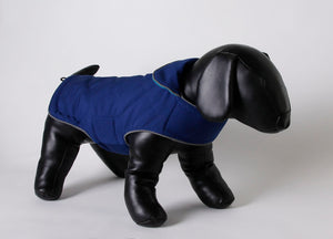 Tweedy reversible dog coat- Doodlebone
