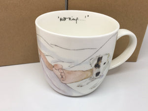 "Bone China Mug- ""Morning......"" Jack Russell"