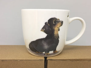 Bone China Mug- Sausage Dog