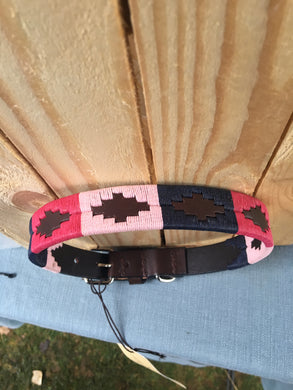 Petalo Pampeano Polo Dog Collar