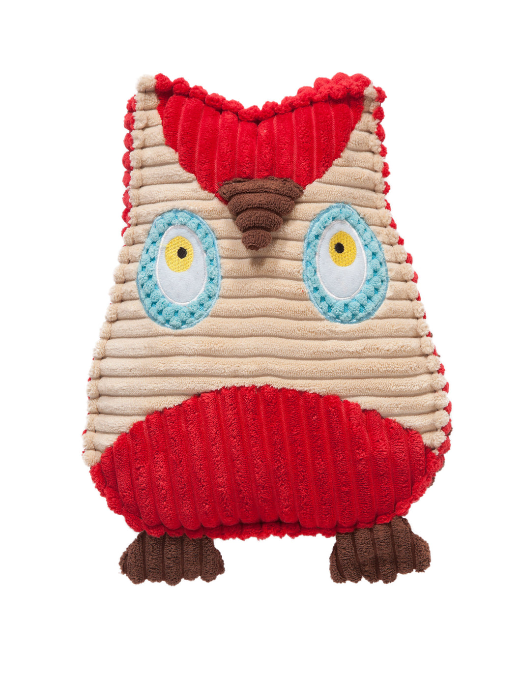 Owen the Owl Dog Toy- Danish Design