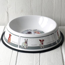 Medium Dog Bowl – Scruffy Love.
