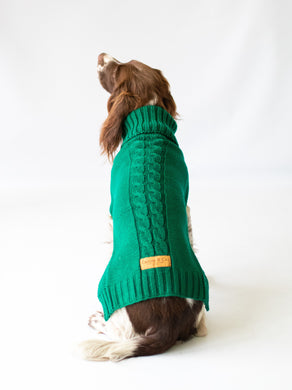 The Snoopy Cable knit Jumper
