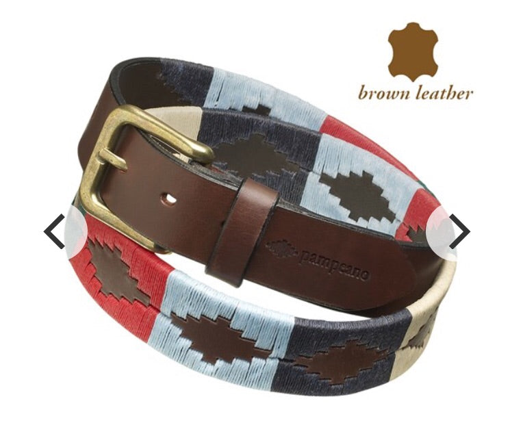 Multi Pampeano Polo Belt