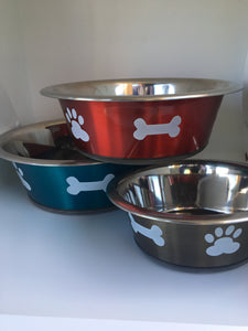 Posh Paws Stainless Steel Dish