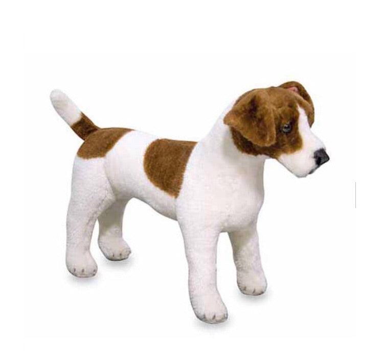 Jack Russell stuffed Toy