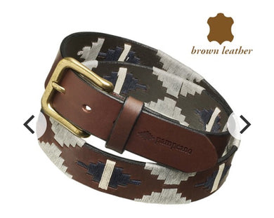 Tornado Pampeano Polo Belt