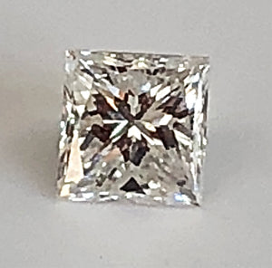 0.47 Princess Cut Loose Diamond