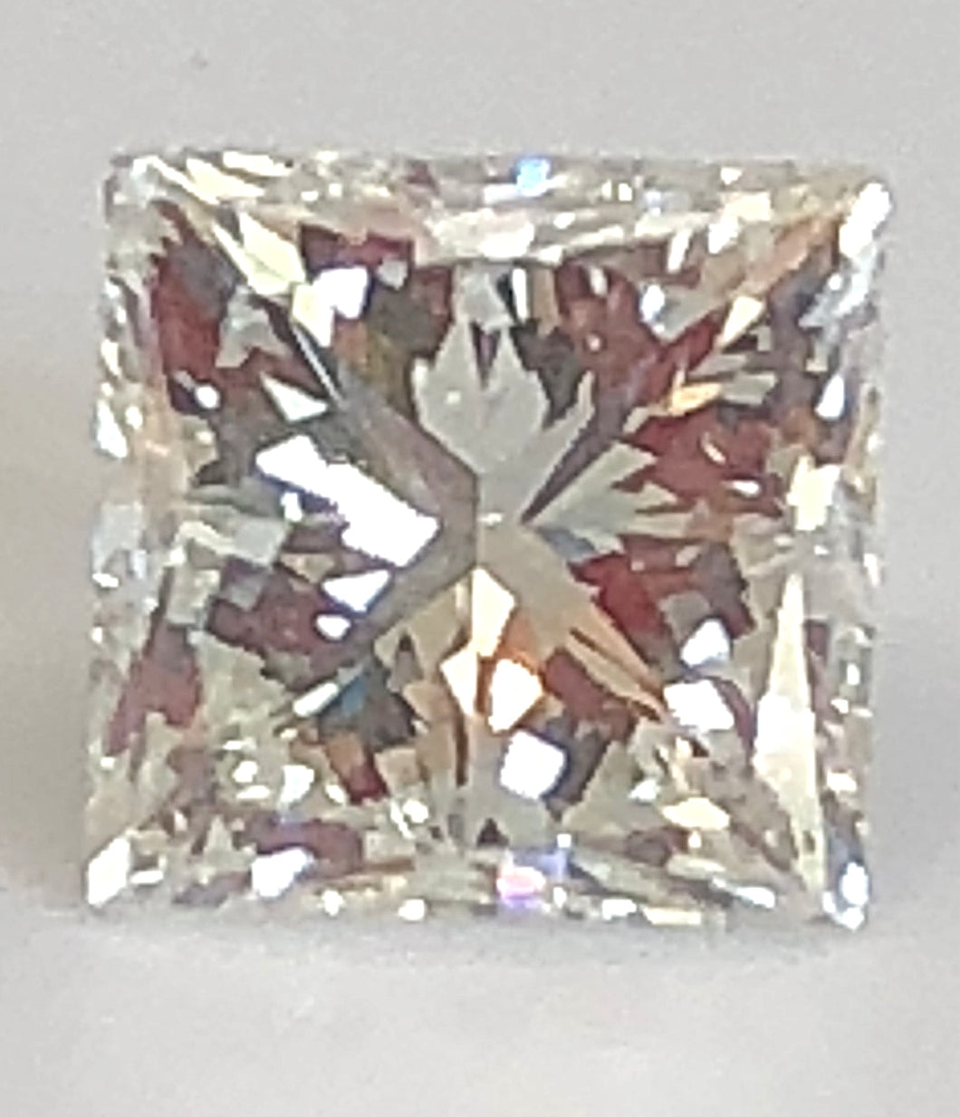 0.71 Princess Cut Loose Diamond