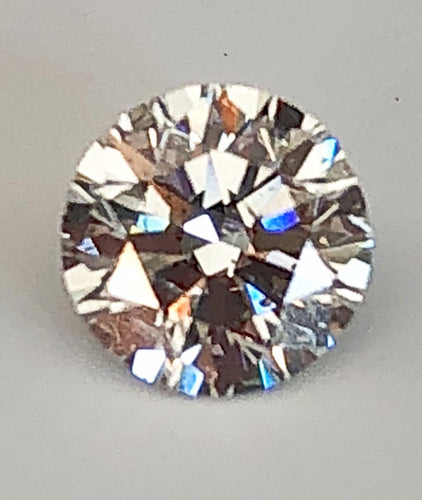 0.80 Round Cut Loose Diamond