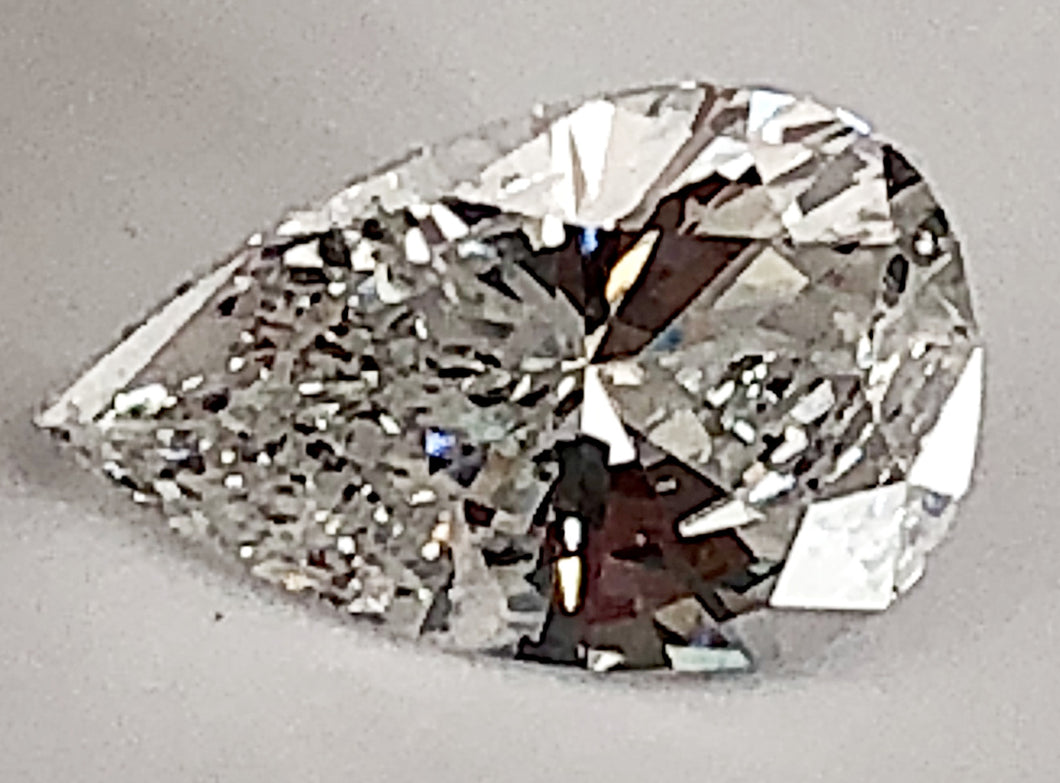 1.15 Pear Cut Loose Diamond