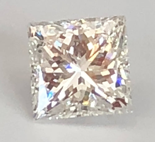 1.21 Princess Cut Loose Diamond