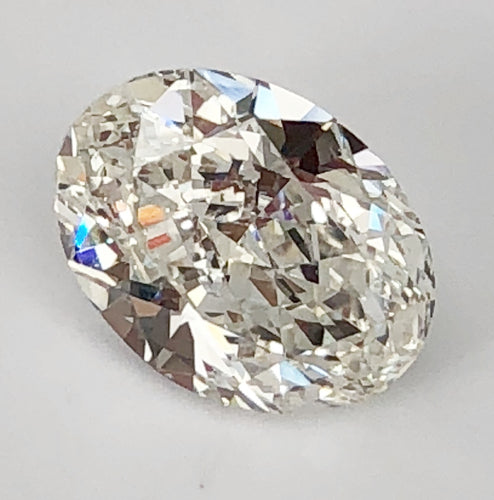 1.50 Oval Loose Diamond