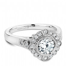 Shared Prong Engagement Ring B091-01WM