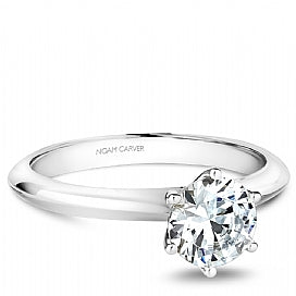 Solitaire Engagement Ring B102-02WS