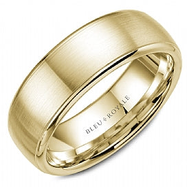 Men's Wedding Band RYL-012Y75