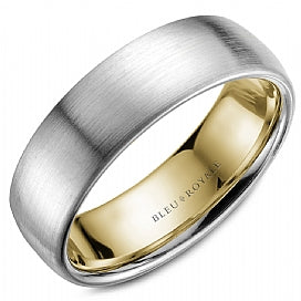 Men's Wedding Band RYL-017WY65
