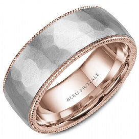 Men's Wedding Band RYL-018WR85