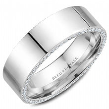 Men's Wedding Band RYL-022WD75