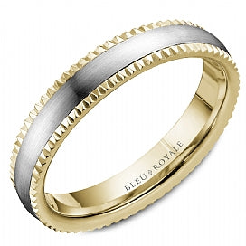 Men's Wedding Band RYL-031WY45