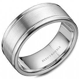 Men's Wedding Band RYL-038W85