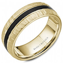 Men's Wedding Band RYL-046Y8