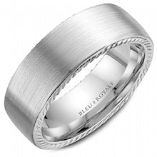 Men's Wedding Band RYL-065W8
