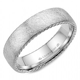 Men's Wedding Band WB-006R6W