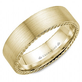 Men's Wedding Band WB-009R7Y