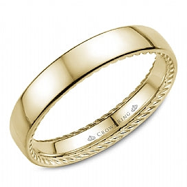 Men's Wedding Band WB-012R4Y