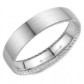 Men's Wedding Band WB-012R5WSP