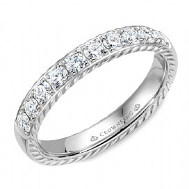 Men's Wedding Band WB-015RD4W