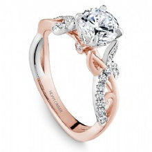 Shared Prong Engagement Ring B334-01WRM