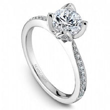 Shared Prong Engagement Ring B019-01WM