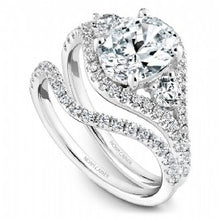 Shared Prong Engagement Ring B212-01WM