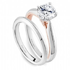Solitaire Engagement Ring B291-01WRM