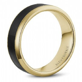 Men's Wedding Band RYL-064Y75