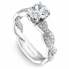 Shared Prong Engagement Ring B059-01WM
