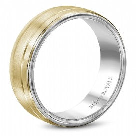 Men's Wedding Band RYL-002YW85