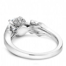 Shared Prong Engagement Ring B063-01WM